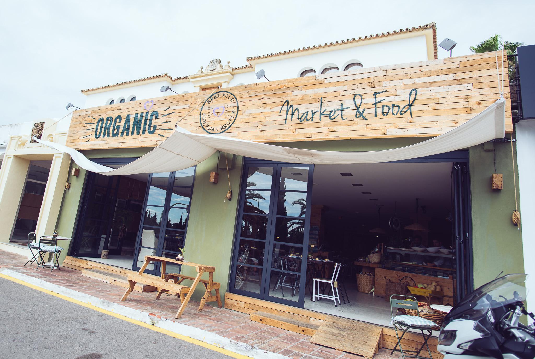 Organic Marbella