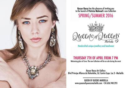 Jewellery Exhibition in Marbella - 07 April 2016