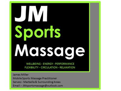 JM Sports Massage | Marbella