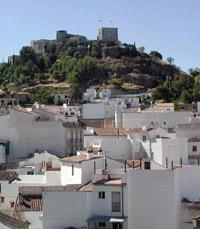 The tranquil village of Monda