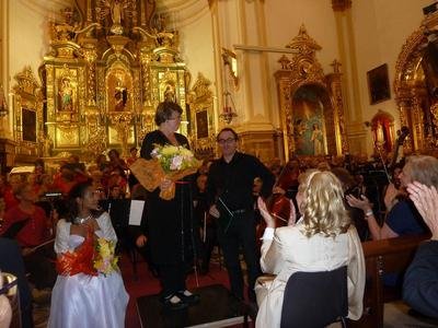 Miguel Monge Camerata's  choirmaster
