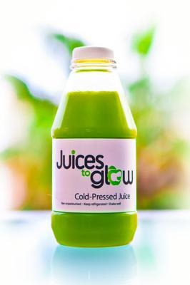 Marbella Juices to Glow 2