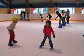 ice skating benalmadena