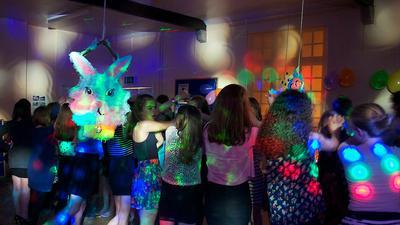 Kids discos in Marbella