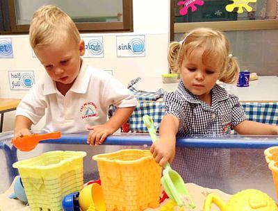 Kindergarten in Marbella