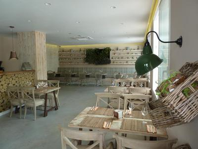 Inside Km0 in Marbella