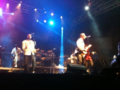 Kool and the Gang concert Marbella