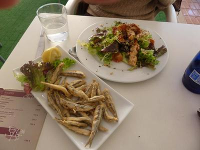 Starter & Main for one at La Culinaria Restaurant in Marbella