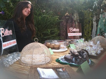 Bellaria treats at Marbella La Virginia Christmas bazaar