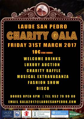 Laude Charity Gala