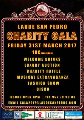 Laude San Pedro Charity Gala