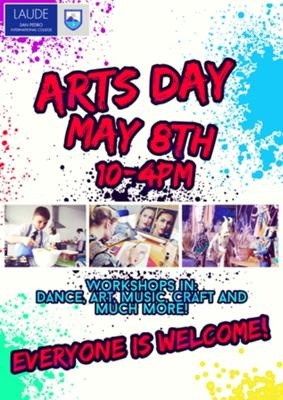 Laude Arts Day