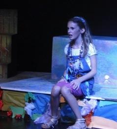 Alice in Mamma Mia land