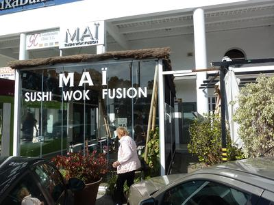 The approach to Mai Fusion