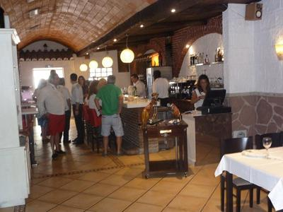 the separate Tapas Bar