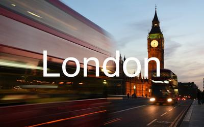 Malaga to London