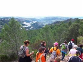 Manilva family mountain walks