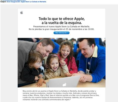Marbella Apple Store