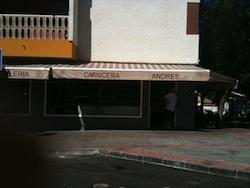 Marbella butcher Carniceria Andres