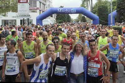 Marbella Marathon 2015