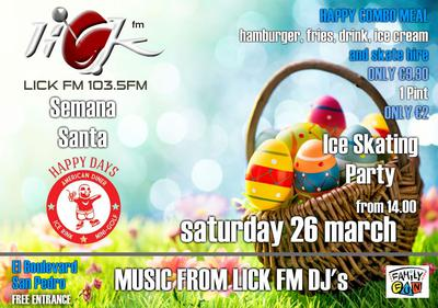 Marbella Easter Party 2016