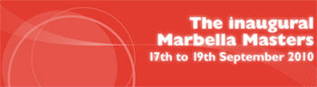 Marbella Masters 2010