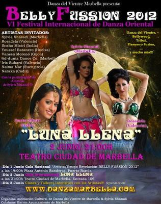 Marbella Oriental Dance Festival