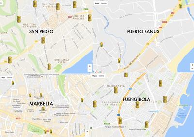 post box locations in marbella