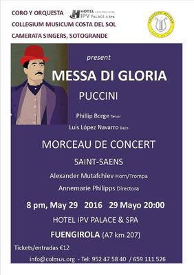 Details of the Fuegirola performance