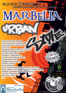 Urban Style Marbella 2010