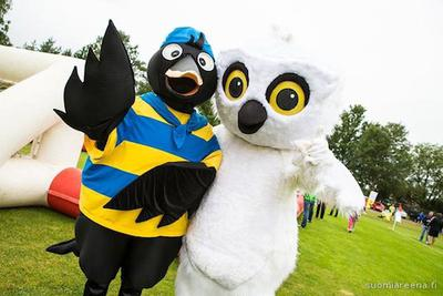 Mascot costumes Marbella