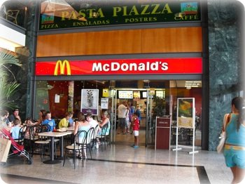 Mc Donalds Marbella