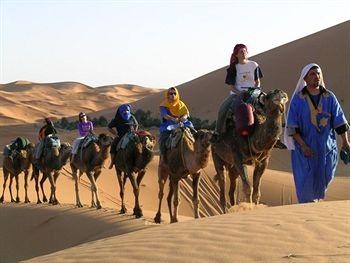 Overnight Cameltrekking