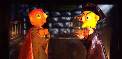 Mijas Hand Puppet Show