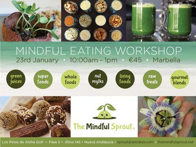 Mindful Eating in Marbella