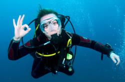 Scuba diving in Marbella