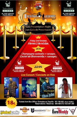 Musical tribute elton john neil diamond joe cocker elvis 02 october 2015 - Cine goya puerto banus ...