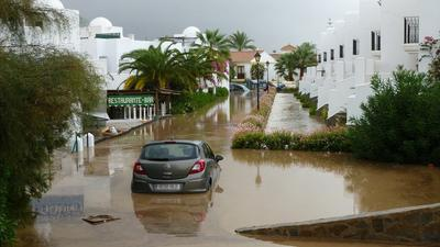 Marbella Flooding