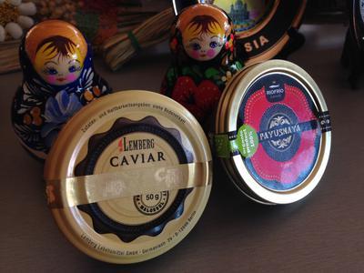 Caviar at Elit Banus!