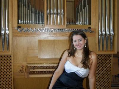 Sonia Garcia Quintero. soprano