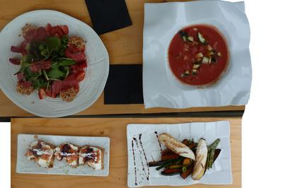 Our starters and Mains