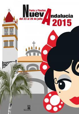 Nueva Andalucia Fiestas 2015