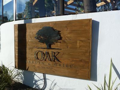 The approach to OAK