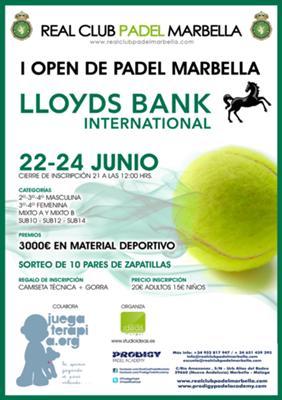 Lloyds Tournament