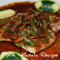 Delicious Pork Masala