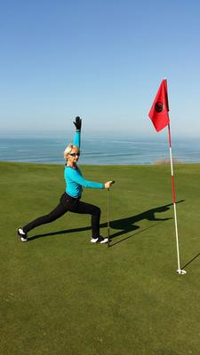 Yoga for Golfers Marbella