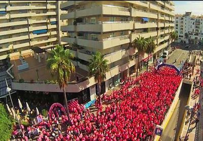 PINKTOBER, Charity Race in Puerto Banus