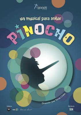 Pinocchio Musical in Marbella
