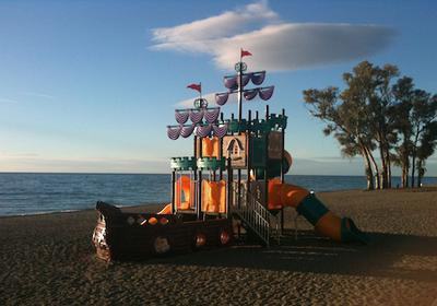 Marbella Playground for toddlers