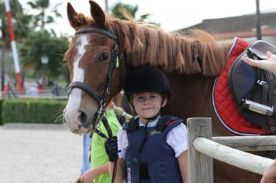 Pony Picnic at Estepona riding school